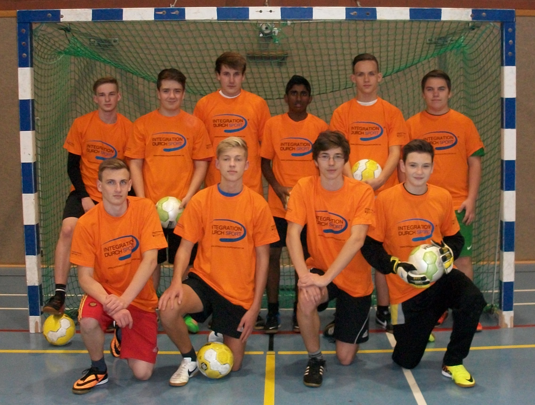 Futsal: integration-durch-sport